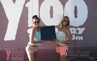 Y100 Show Us Your Smiles CUSA Photo Booth - Day 2 10