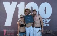 Y100 Show Us Your Smiles CUSA Photo Booth - Day 2 3