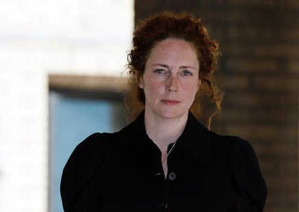 Former News International chief executive Rebekah Brooks leaves Southwark Crown Court in central London June 5, 2013. REUTERS/Stefan Wermuth