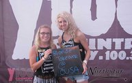 Y100 Show Us Your Smiles Photo Booth at CUSA - Day 3 6