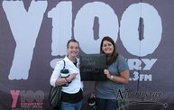 Y100 Show Us Your Smiles CUSA Photo Booth - Day 4 15