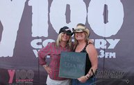 Y100 Show Us Your Smiles CUSA Photo Booth - Day 4 10