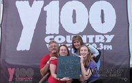 Y100 Show Us Your Smiles CUSA Photo Booth - Day 4 5