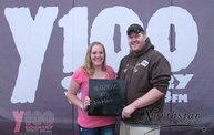 Y100 Show Us Your Smiles CUSA Photo Booth - Day 4 4