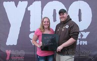Y100 Show Us Your Smiles CUSA Photo Booth - Day 4 3