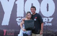 Y100 Show Us Your Smiles CUSA Photo Booth - Day 4 2
