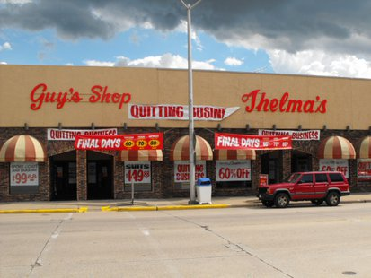Thelma's & The Guy's Shop in Merrill