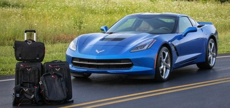 The 2014 Corvette Stingray Premiere Edition will be limited to 500. (Photo Courtesy GM blog}