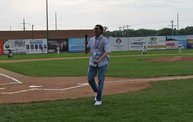 Tony Waitekus at the Woodchucks game June 29 13 1