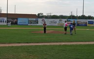 Tony Waitekus at the Woodchucks game June 29 13 9