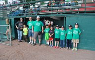 Tony Waitekus at the Woodchucks game June 29 13 5