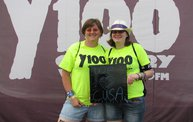 Y100 Show Us Your Smiles CUSA Photo Booth - Day 5 10
