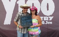 Y100 Show Us Your Smiles CUSA Photo Booth - Day 5 6