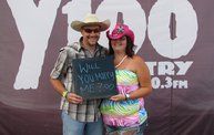 Y100 Show Us Your Smiles CUSA Photo Booth - Day 5 5