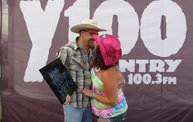Y100 Show Us Your Smiles CUSA Photo Booth - Day 5 2