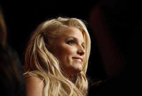 Actress and honoree Jessica Simpson attends the US Weekly Hot Hollywood Style issue party in Hollywood, California, April 26, 2011. REUTERS/