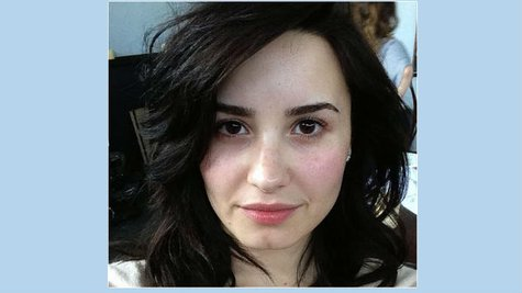 Image courtesy of Image coutesy Demi Lovato via Twitter (via ABC News Radio)