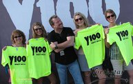 Top 40 Pics From the Y100 Show Us Your CUSA Smiles Photo Booth With Northstar Dental 5