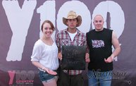 Top 40 Pics From the Y100 Show Us Your CUSA Smiles Photo Booth With Northstar Dental 7