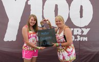 Top 40 Pics From the Y100 Show Us Your CUSA Smiles Photo Booth With Northstar Dental 4