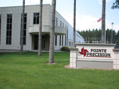 Pointe Precision in Plover, WI