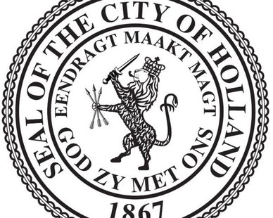 Holland City Seal