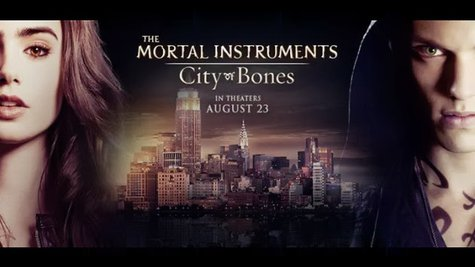 Image courtesy of Facebook.com/TheMortalInstruments (via ABC News Radio)