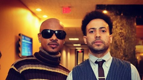 Image courtesy of Chris Kelly, left; image courtesy Jermaine Dupri via Instagram (via ABC News Radio)
