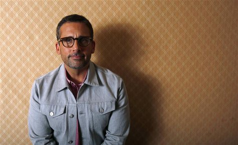 "Actor Steve Carell poses for a portrait while promoting his upcoming movie ""Despicable Me 2"" in Los Angeles, California June 14, 2013. REUTE"
