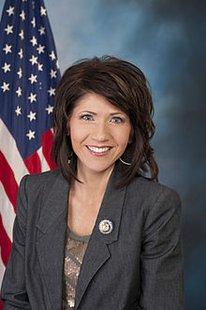U.S. Representative Kristi Noem (SD.0rg)