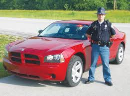 ISP unmarked Dodge Charger