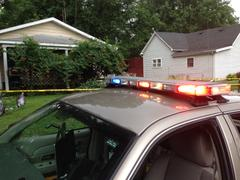 Fontanet Shooting Scene provided by Vigo County Sheriff pic 1