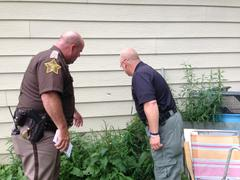 Fontanet Shooting Scene provided by Vigo County Sheriff pic 3