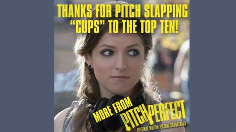 Image courtesy of Facebook.com/PitchPerfectMovie (via ABC News Radio)