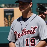 Detroit Tigers starting pitcher Anibal Sanchez