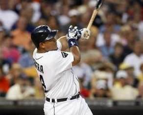 2012 AL Triple Crown winner Miguel Cabrera