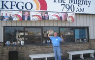 KFGO Live from The Red River Valley Fair 2013 12