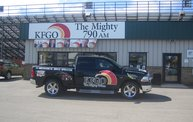 KFGO Live from The Red River Valley Fair 2013 11