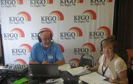 KFGO Live from The Red River Valley Fair 2013 10