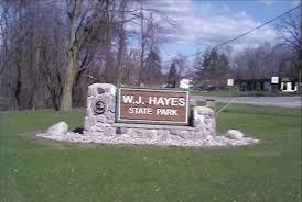 W.J.Hayes State Park, Lenawee County, MI