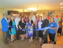 MILESTONE Adult Family Home ribbon cutting ceremony