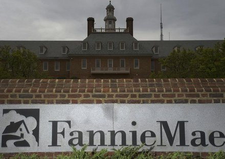 A general view of Fannie Mae headquarters in Washington March 30, 2012. REUTERS/Jonathan Ernst