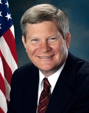 S.D. Senator Tim Johnson advised the House of Representatives to follow President Bush's advice on immigration. (SD.gov)