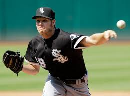 White Sox lefty Chris Sale picked up the win over the Tigers on Thursday afternoon