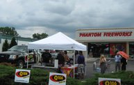 Q106 at Phantom Fireworks (6-27-13) 25