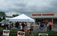 Q106 at Phantom Fireworks (6-27-13) 23