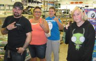 Q106 at Superior Grower's Supply (7-9-13) 17