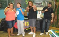 Q106 at Superior Grower's Supply (7-9-13) 15