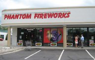 Q106 at Phantom Fireworks (6-27-13) 19