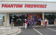 Q106 at Phantom Fireworks (6-27-13) 16